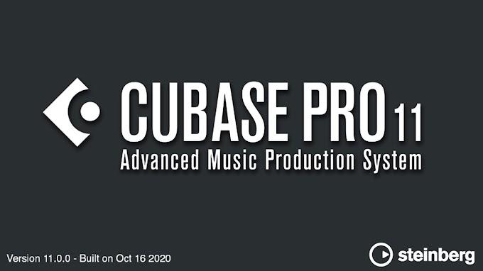 download Steinberg Cubase Pro 11 [WiN x64]