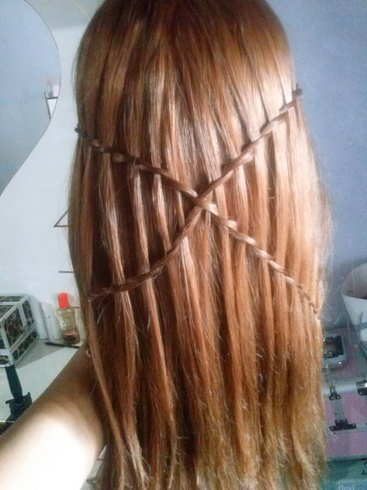 Peinados con trenzas para cabello corto elainacortez - Peinado con trenza ...