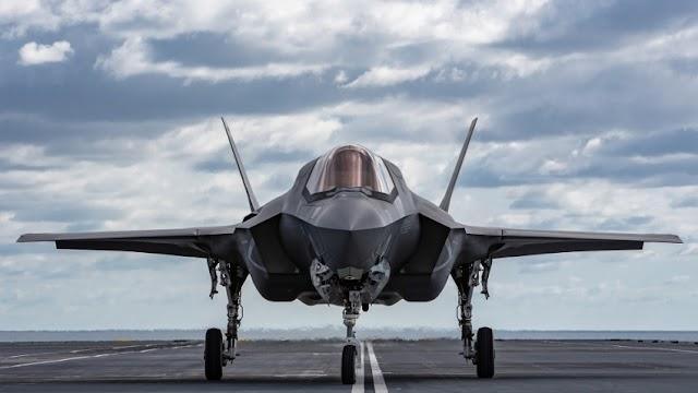 «Απότομη προσγείωση» για τα F35 στην Ελλάδα-Τι κρύβει η δήλωση Τζέφρι Πάιατ