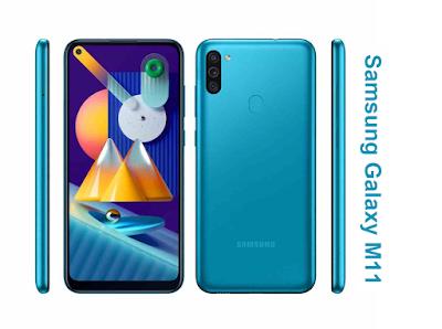 سامسونج جالاكسي Samsung Galaxy M11 الإصدار : SM-M115F, SM-M115F/DSN  مواصفات و سعر موبايل و هاتف/جوال/تليفون سامسونج جالاكسي Samsung Galaxy M11 - الامكانيات/الشاشه/الكاميرات/البطاريه سامسونج جالاكسي Samsung Galaxy M11 - ميزات سامسونج جالاكسي Samsung Galaxy M11 - مواصفات سامسونج جالاكسي ام 11