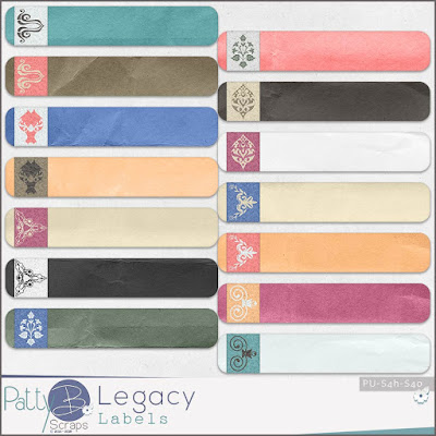 Legacy Collection - New Release