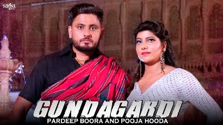 Gundagardi Lyrics - Raj Mawar & Manisha Sharma