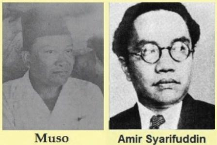 Pemberontakan PKI (Partai Komunis Indonesia) Madiun