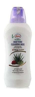 Ayur Deep Pore Cleansing Milk