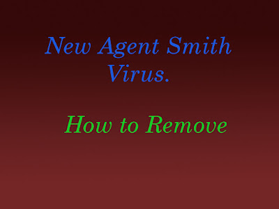 New Malware agent Smith