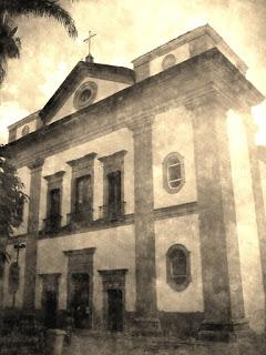 Igreja Matriz Nossa Senhora dos Remédios, em Paraty