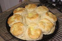 Egg Biscuits