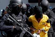 Densus 88 Gelar Operasi, 4 Terduga Teroris Diamankan di Bekasi