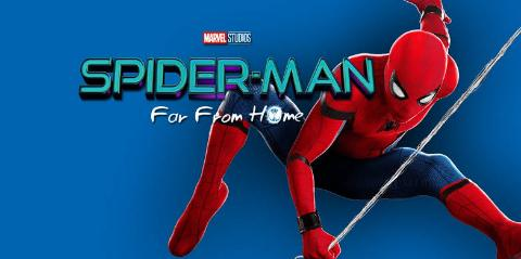 Spider-Man: Far from Home (2019) Full Movie Download Free Mp4 HD