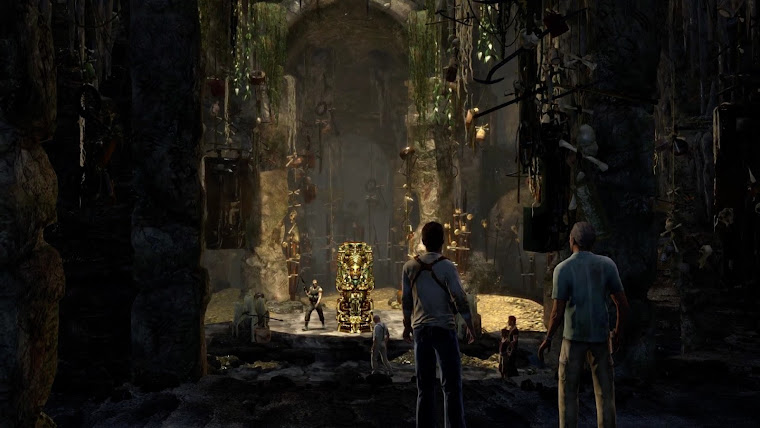 Uncharted: The Nathan Drake Collection - Screenshot-Galerie