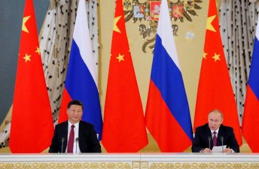 Presidentes de Rusia y China analizarán situación en Venezuela y Siria