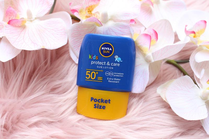 Nivea Sun Pocket SPF50+
