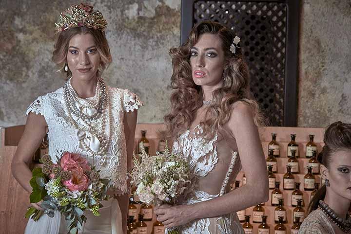 peinados de novia elegantes 2020
