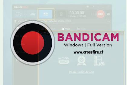 Bandicam 5.2.1 Full Version