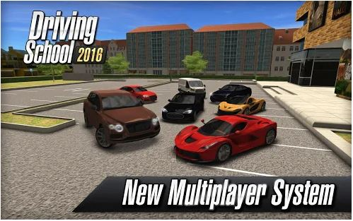 Download Driving School 2016 MOD APK 2.2.0 (Unlimited Money) Latest Version 2020 2