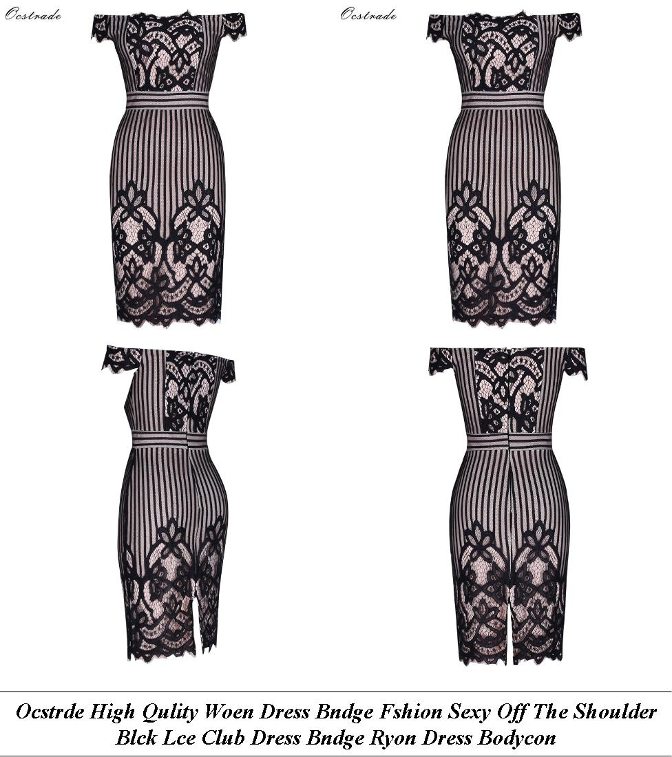 Ay Lue Off The Shoulder Dress - Where To Uy Pakistani Designer Clothes Online - Dress Wesites Uk Cheap