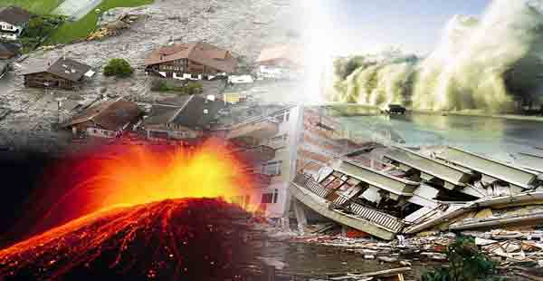 VÍDEO: El Planeta Está Colapsando , Desastres Naturales Por Todo El Planeta.
