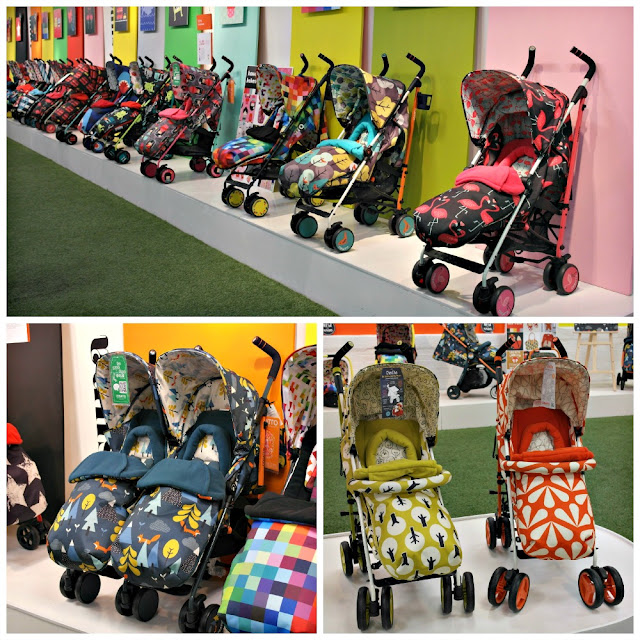 Cosatto Lightweight Strollers Supa, Supa Dupa and ChaCha