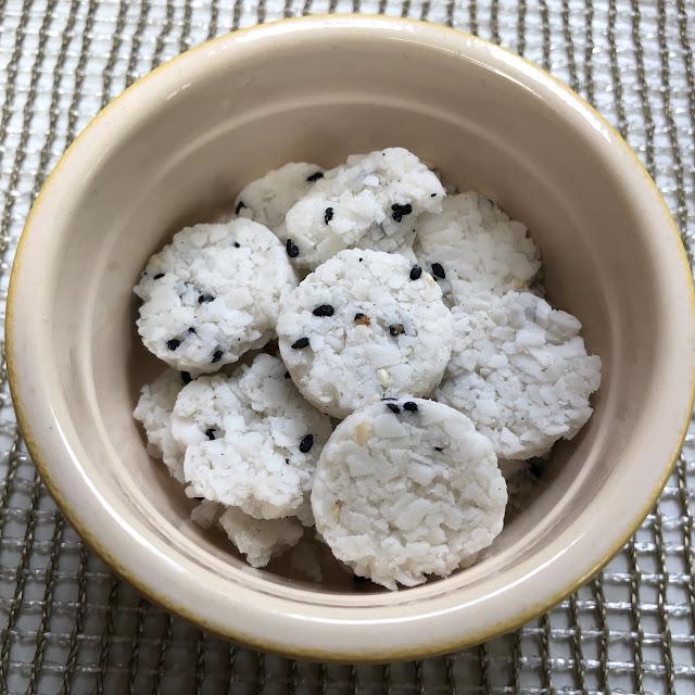 coconut-based snacks