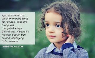 Kata-kata Bijak untuk Anak