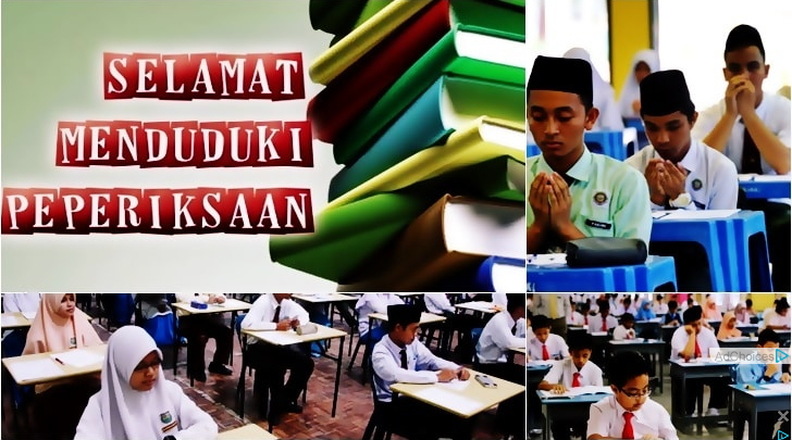 Panduan dan tarikh peperiksaan UPSR untuk pelajar