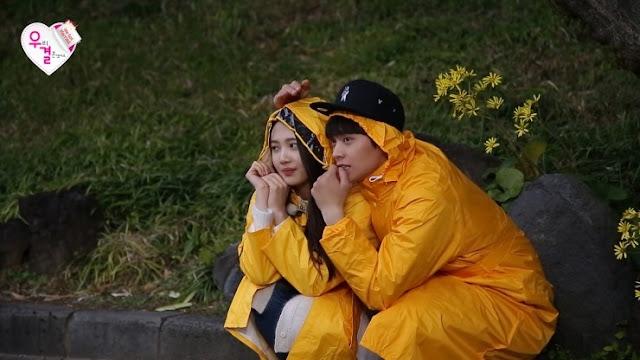Penampilannya dalam We Got Married dengan Red Velvet's Joy