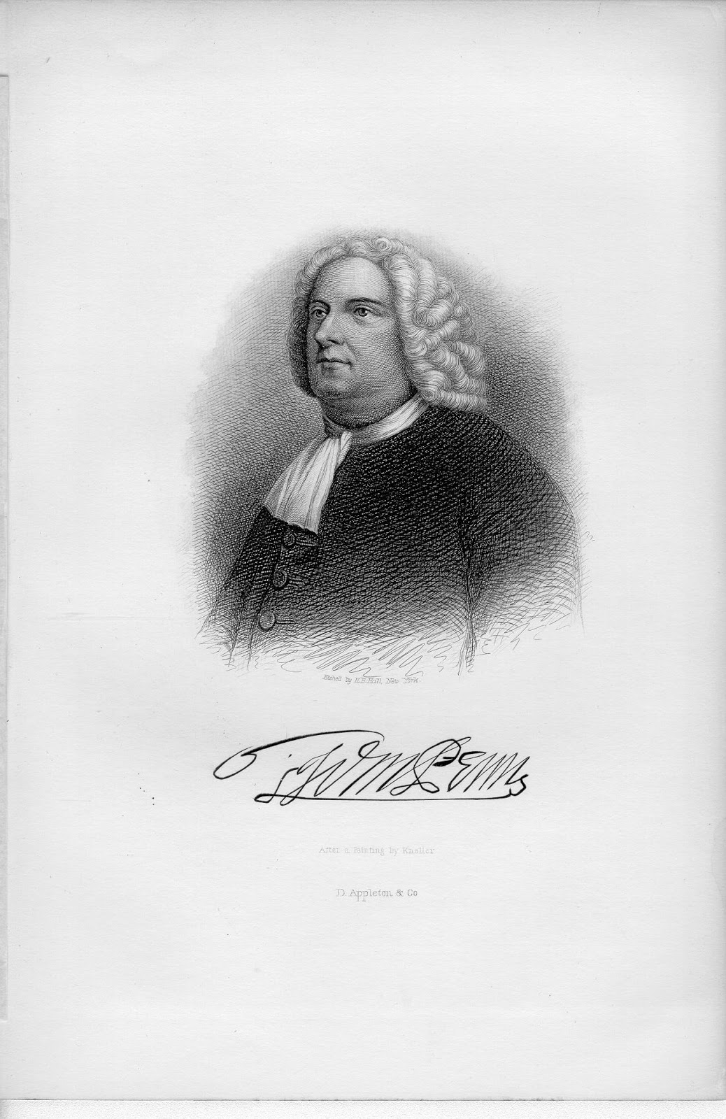 how to draw william penn