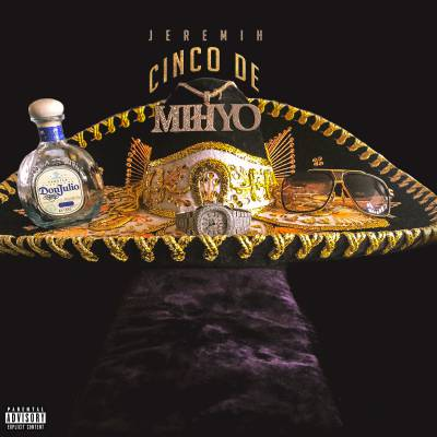 Jeremih - Cinco De MihYo - Album Download, Itunes Cover, Official Cover, Album CD Cover Art, Tracklist