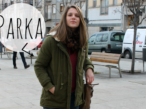OUTFIT: PARKA