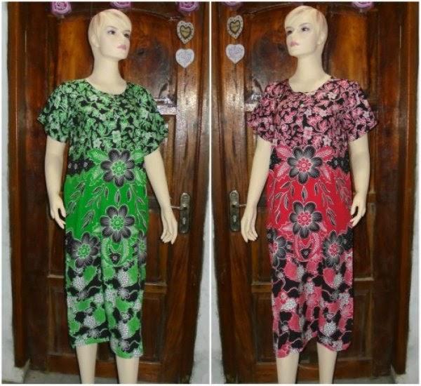 Grosir daster batik murah