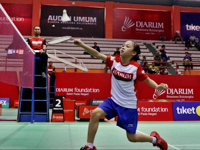 Audisi Umum Badminton