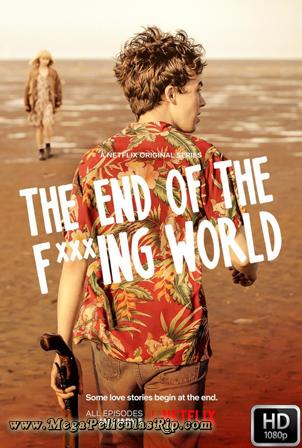 The End Of The Fucking World Temporada 1 [720p] [Latino-Ingles] [MEGA]
