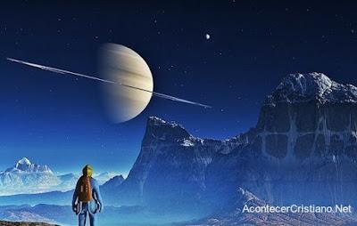 Vida fuera de la Tierra