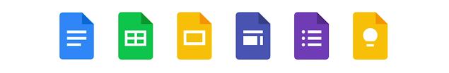 Google Docs - Google Workspace New Icon