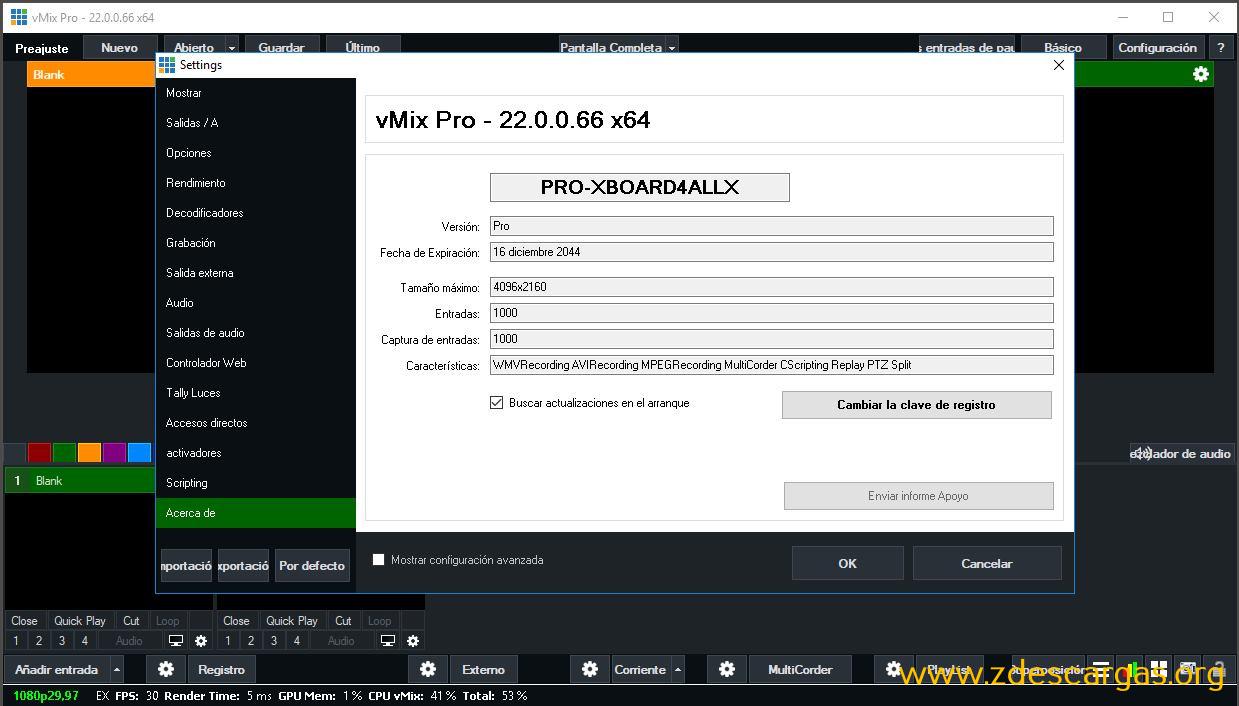 vMix Pro Full Español