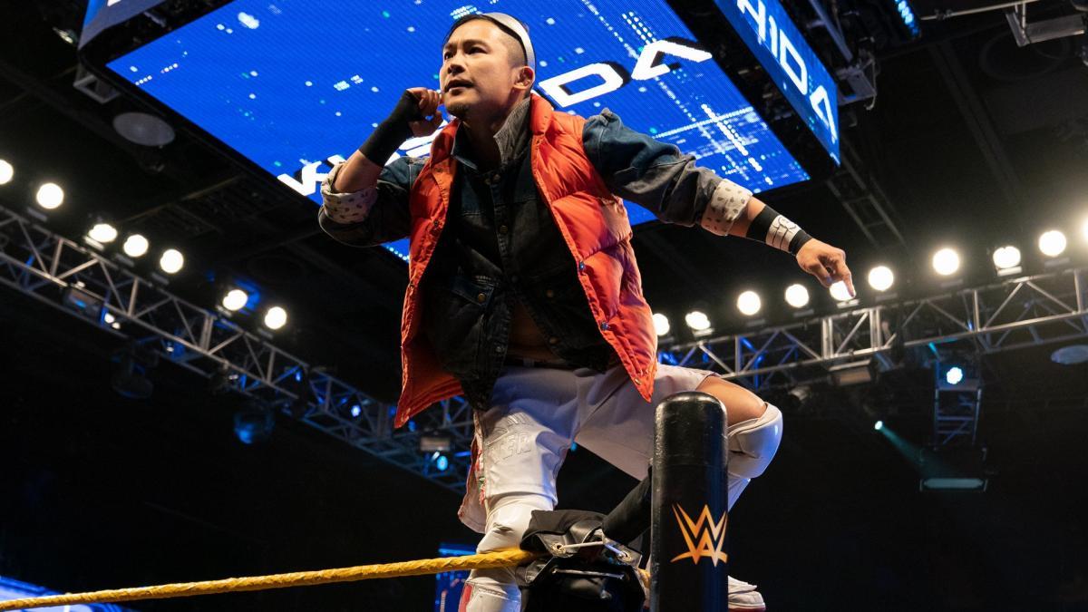 WWE anuncia o oponente de KUSHIDA para o NXT desta noite