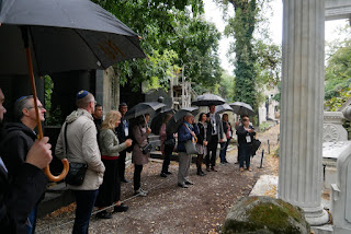 AGM 2021: Guided tour at the Fiumei Road Cemetery and the Salgótarjáni Street Jewish Cemetery