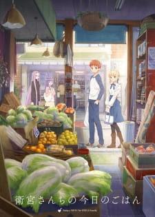 Emiya-san Chi no Kyou no Gohan Opening/Ending Mp3 [Complete]