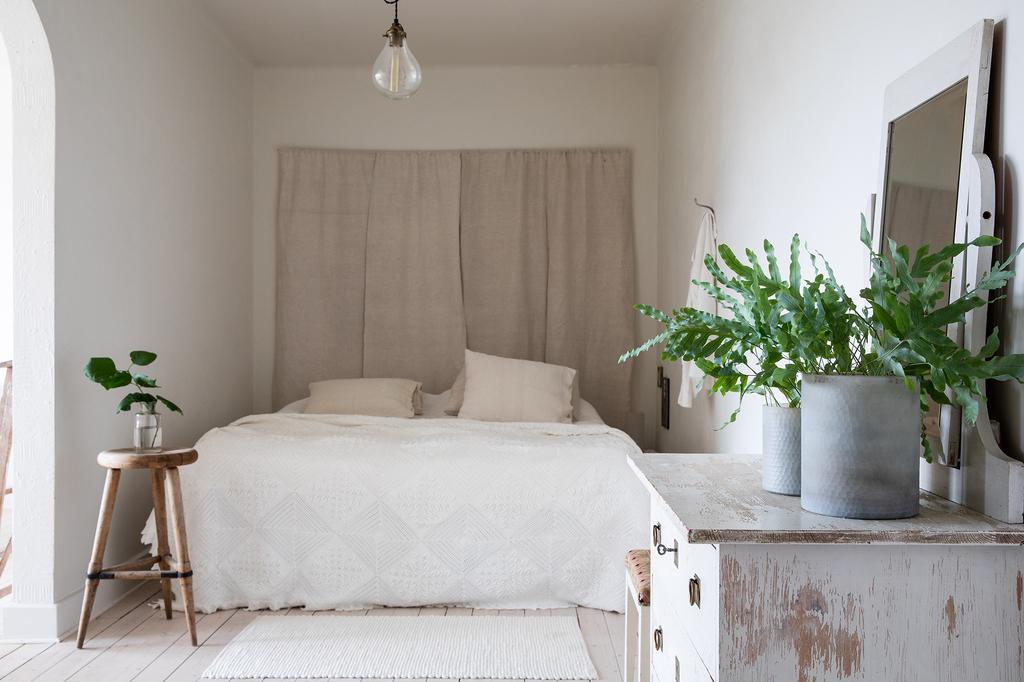 Arredi di recupero in un appartamento a Lund