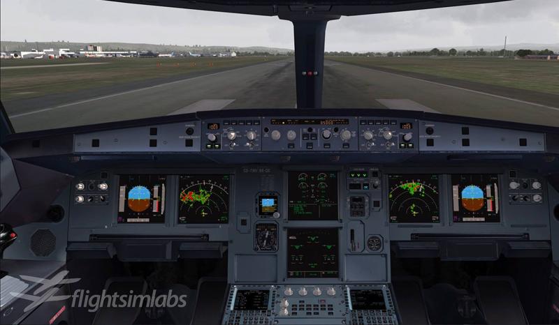 For Love Of Sim: FLIGHT SIM LABS AIRBUS A320