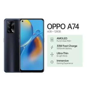 Siapkan Budget Segera, Inilah Daftar Harga HP Oppo a74