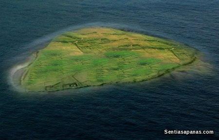 John Lennon - Pulau Dorinish, Ireland