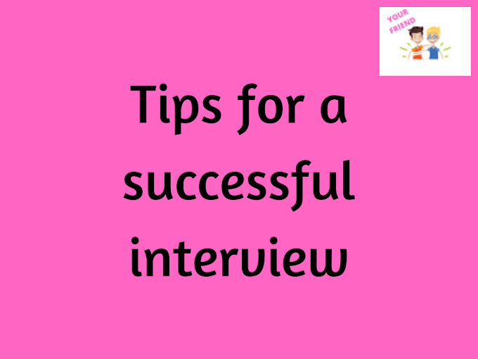 Major Interview Success Tips
