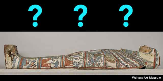 What is a mummy?