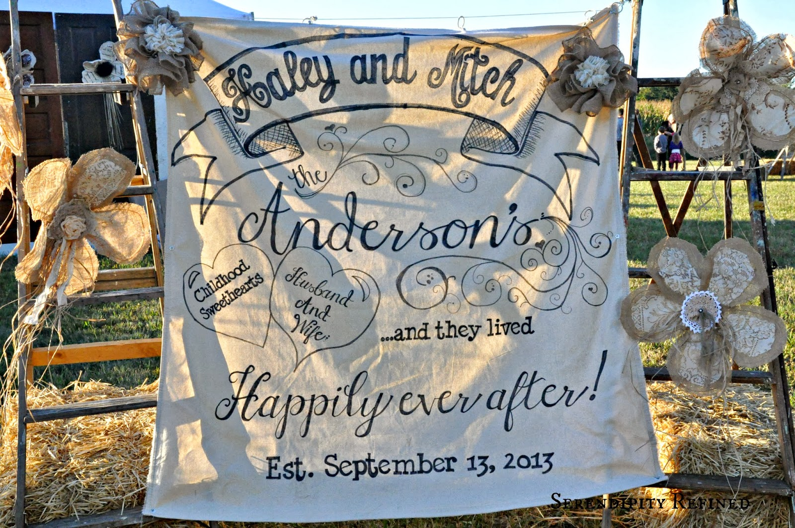 Vintage Farm Style Wedding Haley And Mitch