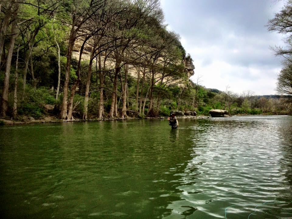 Fly fishing texas 2016 03 27 for Fly fishing texas