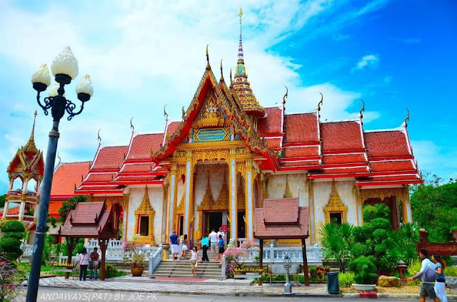 Chalong temple,phuket taxis