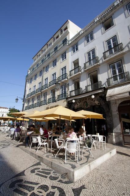 Café A Brasileira-Lisbona