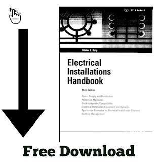 Free Download PDF Of Electrical Installation Handbooks