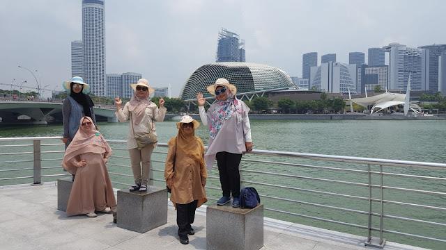 Paket Tour Singapore 1 Hari